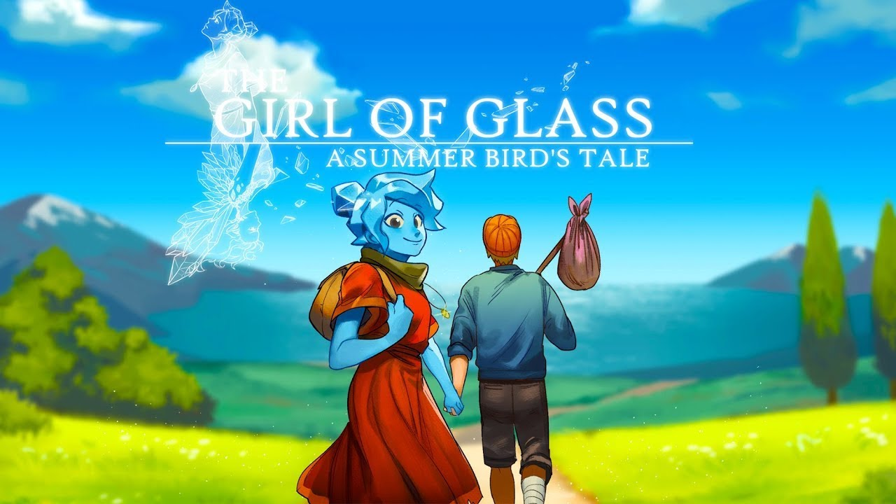 The Girl of Glass: A Summer Bird's Tale - Teszt