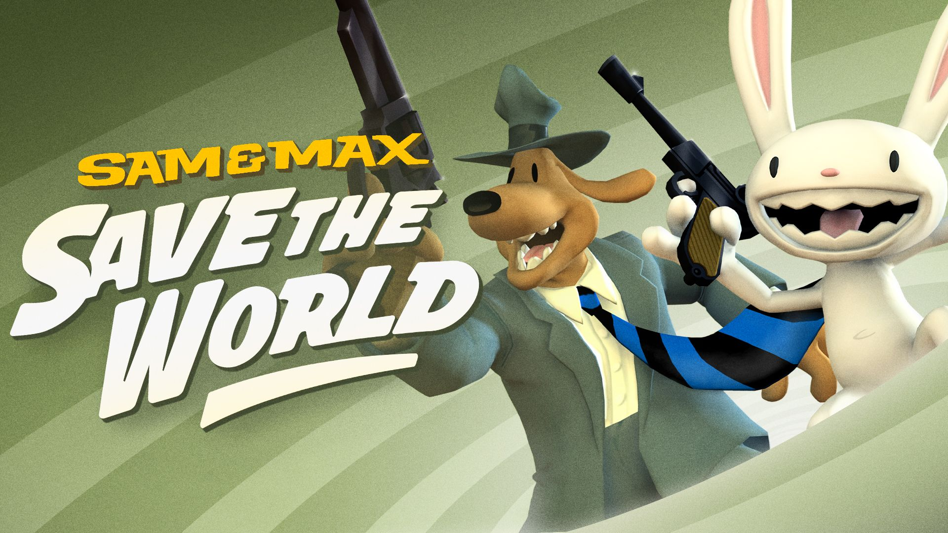Sam & Max Save the World Remastered - Teszt