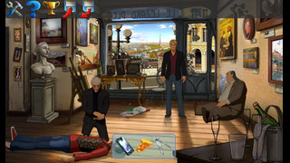 Broken Sword 5: The Serpent's Curse screenshot 4
