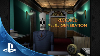 Grim Fandango Remastered video 7