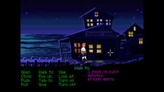 The Secret of Monkey Island screenshot 2