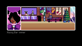 2064: Read Only Memories screenshot 5