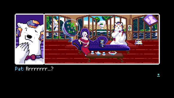 2064: Read Only Memories screenshot 7