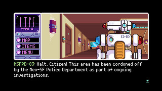 2064: Read Only Memories screenshot 8