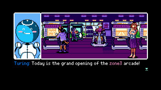 2064: Read Only Memories screenshot 14