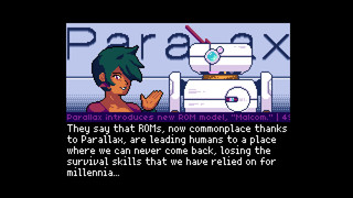 2064: Read Only Memories screenshot 12