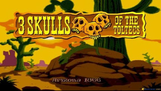 3 Skulls of the Toltecs video 9