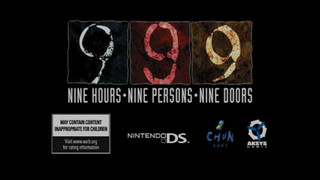999: Nine hours, nine persons, nine doors video 9