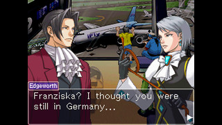 Ace Attorney Investigations: Miles Edgeworth screenshot 4
