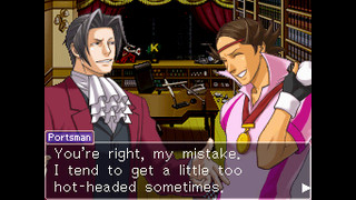 Ace Attorney Investigations: Miles Edgeworth screenshot 9