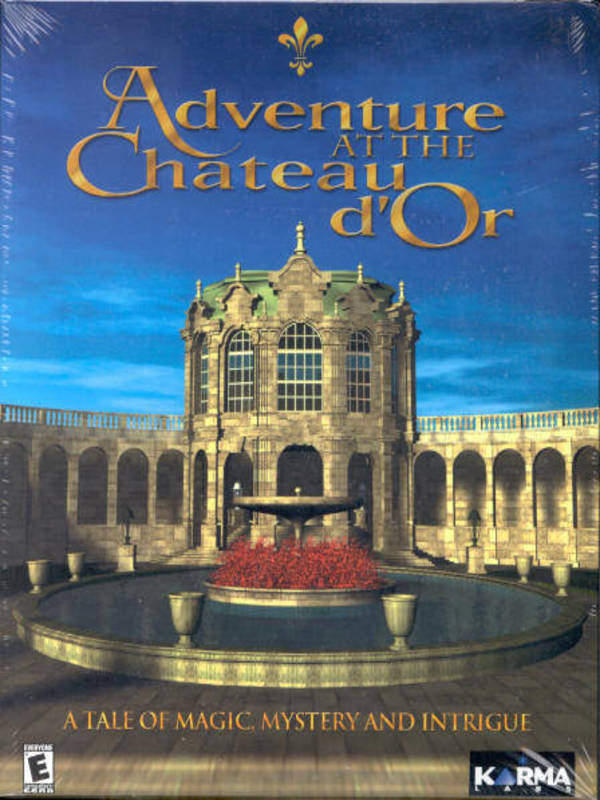 Adventure at the Chateau d'Or