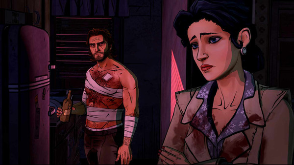 The Wolf Among Us screenshot 6