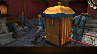 AGON: A négy sárkány meséje (The Tale of the Four Dragons) screenshot 2