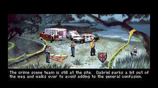 Gabriel Knight: Sins of the Fathers screenshot 8