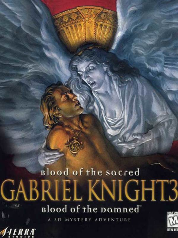 Gabriel Knight 3: Blood of the Sacred, Blood of the Damned