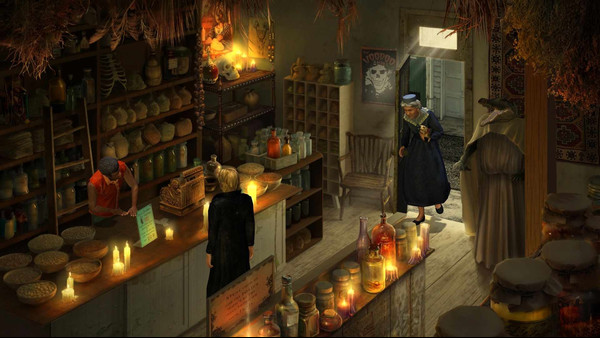 Gabriel Knight: Sins of the Fathers - 20th Anniversary Edition screenshot 8