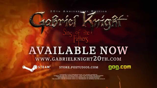 Gabriel Knight: Sins of the Fathers - 20th Anniversary Edition video 9