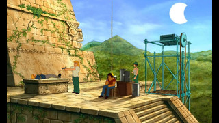 Broken Sword 2 - The Smoking Mirror screenshot 3