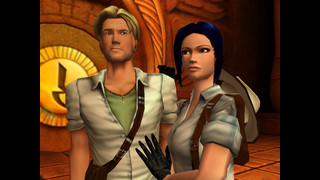 Broken Sword 3 - The Sleeping Dragon screenshot 8