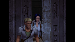 Broken Sword 3 - The Sleeping Dragon screenshot 4