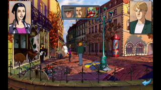 Broken Sword: Shadow of the Templars - The Director's Cut screenshot 1