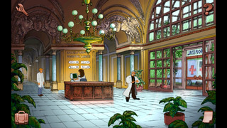 Broken Sword: Shadow of the Templars - The Director's Cut screenshot 5