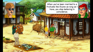 Broken Sword: Shadow of the Templars - The Director's Cut screenshot 2