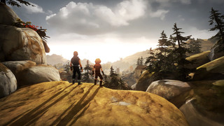 Brothers - A Tale of Two Sons screenshot 4