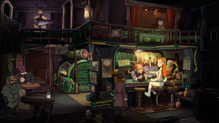 Deponia 2: Chaos on Deponia screenshot 6