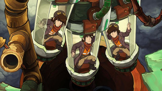 Deponia 3: Goodbye Deponia screenshot 6