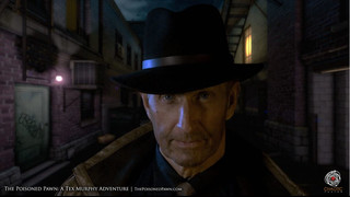 The Poisoned Pawn: A Tex Murphy Adventure screenshot 8