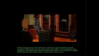 Tex Murphy: The Pandora Directive screenshot 6