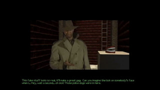 Tex Murphy: The Pandora Directive screenshot 4