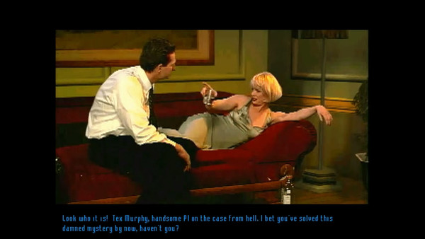 Tex Murphy: Overseer screenshot 6