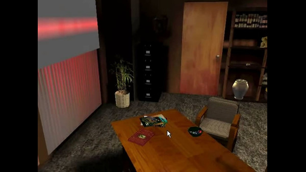 Tex Murphy: Overseer screenshot 3
