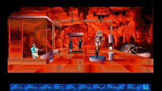 Tex Murphy: Martian Memorandum screenshot 3