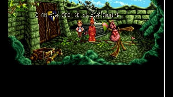 Simon the Sorcerer II: The Lion, the Wizard and the Wardrobe screenshot 6