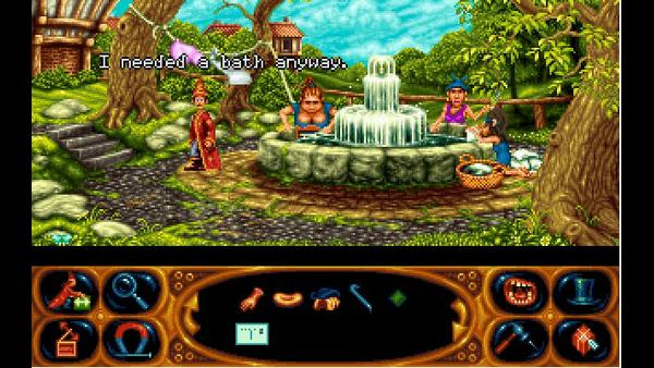 Simon the Sorcerer II: The Lion, the Wizard and the Wardrobe screenshot 3