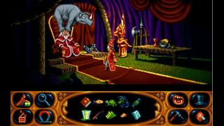 Simon the Sorcerer II: The Lion, the Wizard and the Wardrobe screenshot 5