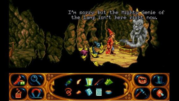 Simon the Sorcerer II: The Lion, the Wizard and the Wardrobe screenshot 4