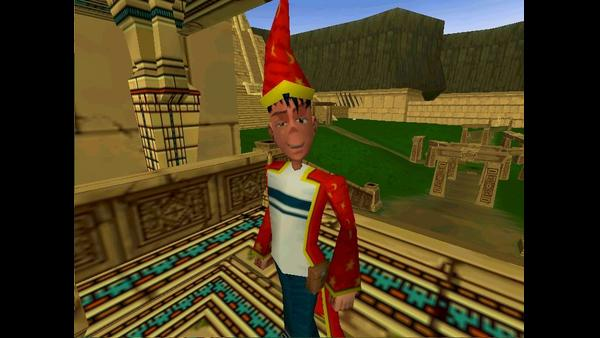 Simon the Sorcerer 3D screenshot 2
