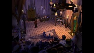 Escape from Monkey Island screenshot 2
