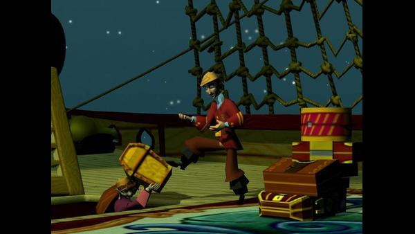 Escape from Monkey Island screenshot 7