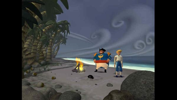 Escape from Monkey Island screenshot 3