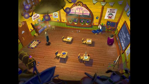 Escape from Monkey Island screenshot 4