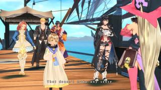 Tales of Berseria screenshot 2
