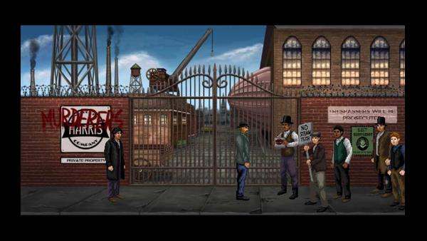 Lamplight City screenshot 9