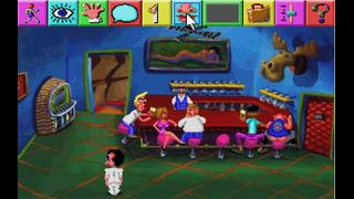 Leisure Suit Larry 1: In the Land of the Lounge Lizards screenshot 1