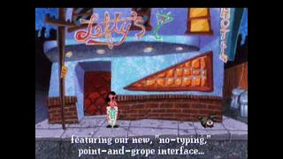 Leisure Suit Larry 1: In the Land of the Lounge Lizards video 5