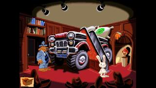 Sam & Max Hit the Road screenshot 4